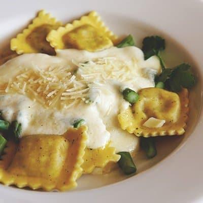 pasta butternut squash ravioli 1